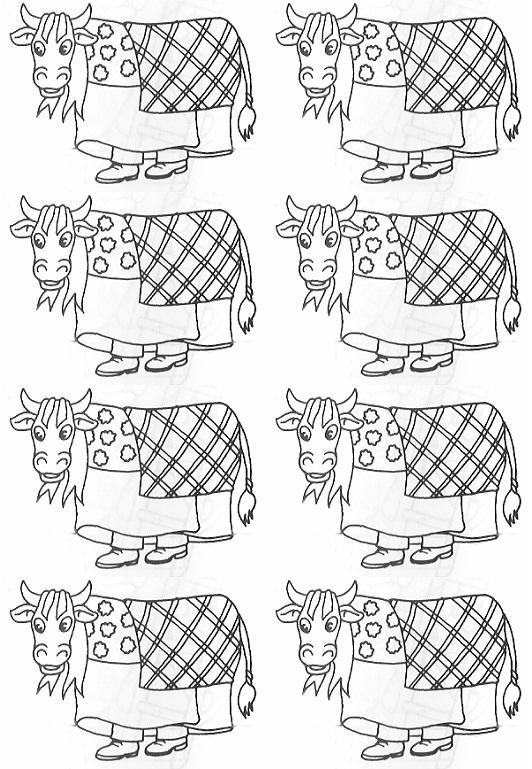 Desenhos Folclóricos para imprimir do Bumba meu Boi