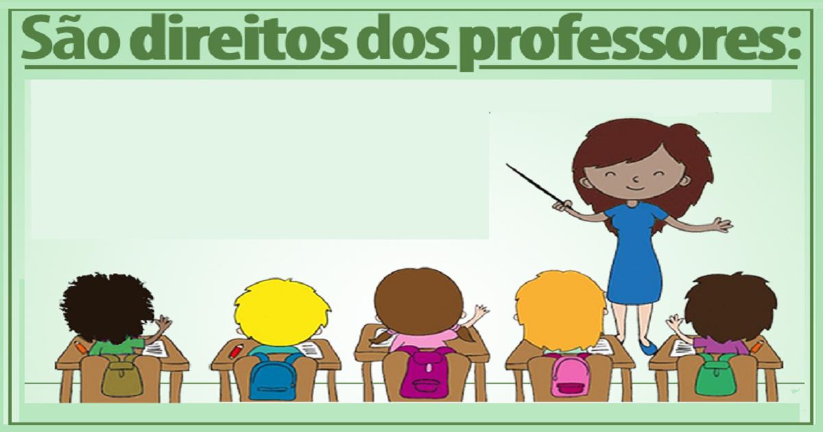 Direitos dos Professores