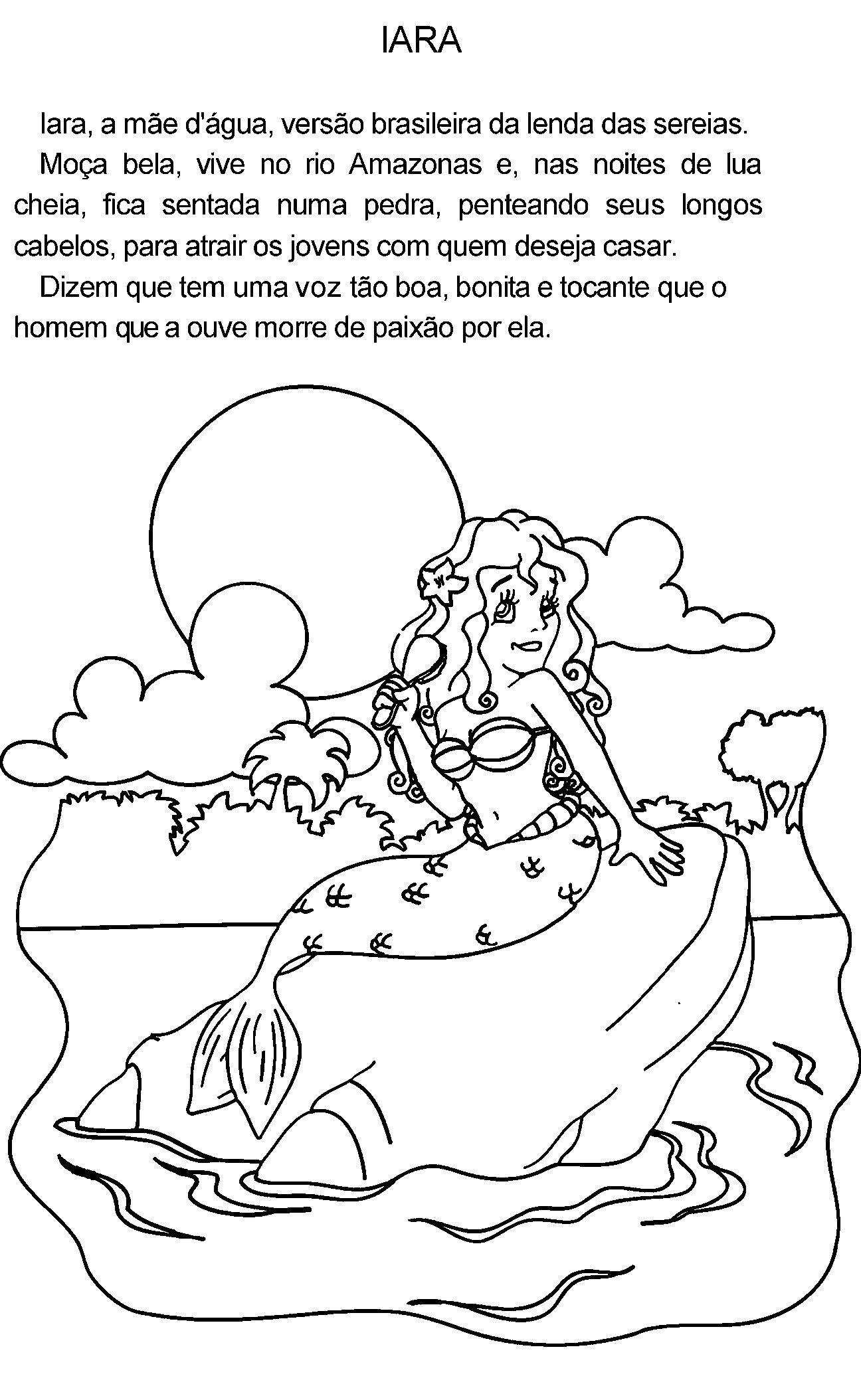 lendas e mitos do folclore brasileiro