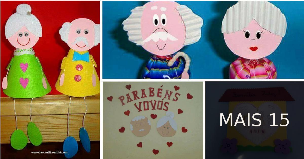 Ideias de Atividades para o Dia dos Avós: Lembrancinhas e Decorações