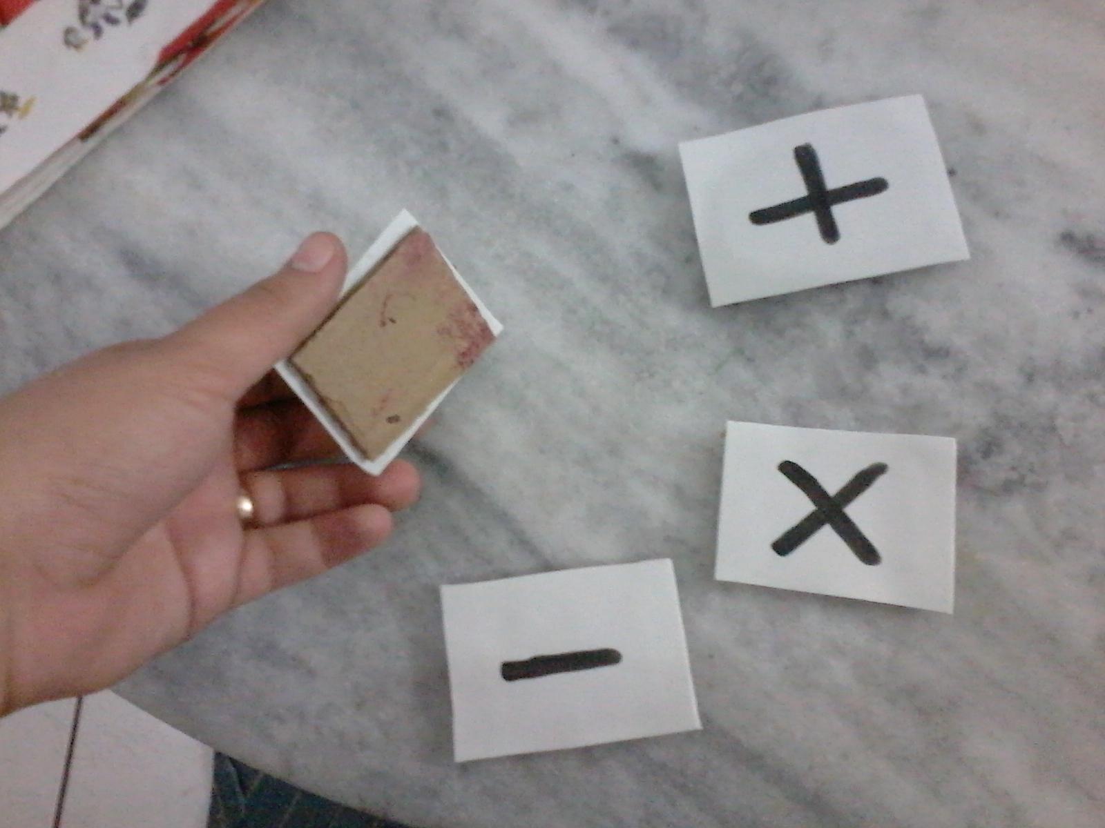 Jogo Pedagógico corrida matemática