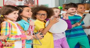 Os benefícios da música para as crianças