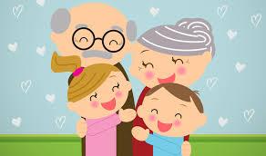 Projeto Dia Da Vovó Vovô Avós 1º Ao 5º Ano Do Ensino Fundamental