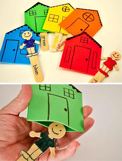 Projeto Cores na Educação Infantil - Ideias de Atividades