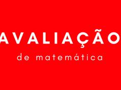 Reavaliação de Matemática para o 3º trimestre