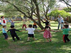 45 cantigas folclóricas para brincar de roda com as crianças