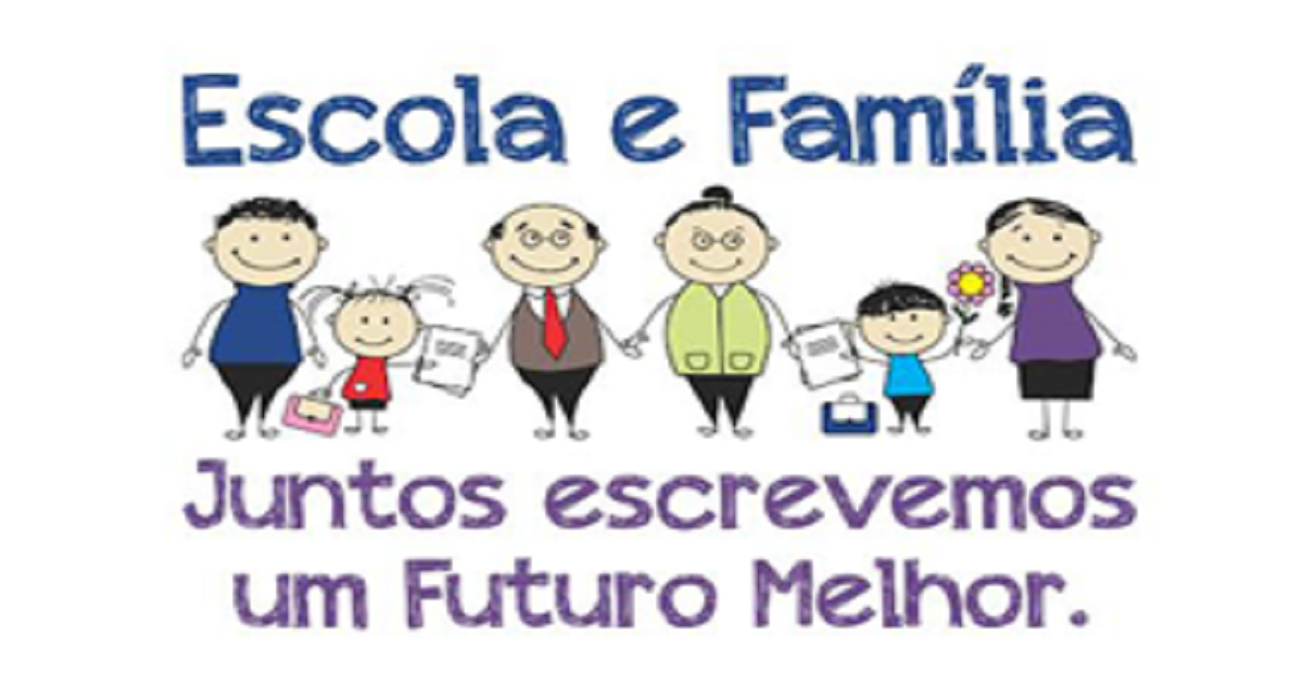 A família Educa e a Escola Ensina