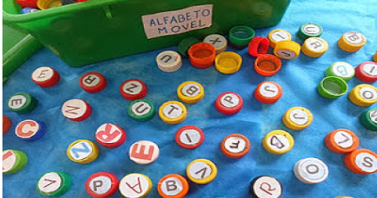 Dicas de como trabalhar com o alfabeto móvel
