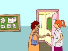 Como orientar os professores sobre as conversas de porta de sala com os pais?