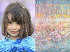 Criança autista de 5 anos encanta o mundo com a sua arte