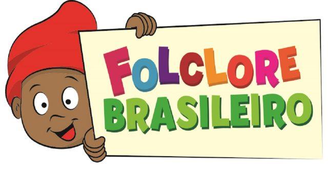 Apostila de Atividades folclore educação infantil em WORD.