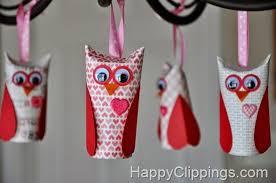 Ideias de artesanato com rolinhos de papel higiênico