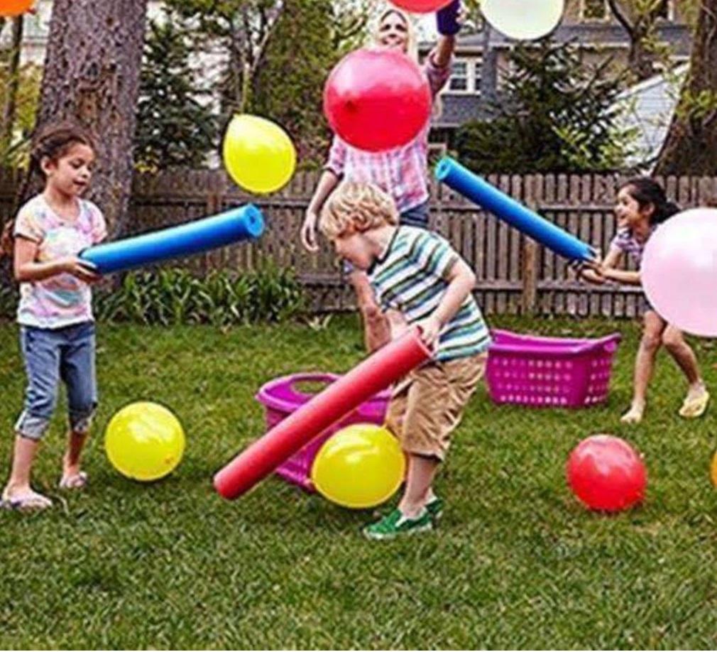Sugestões e ideias de jogos educativos infantis.