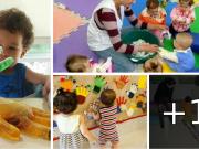Ideias e Sugestões para berçário e maternal