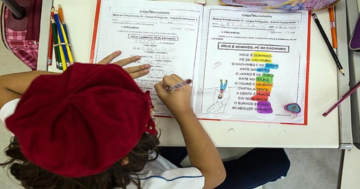 MEC desiste de antecipar alfabetização do 3º para o 2º ano do Ensino Fundamental