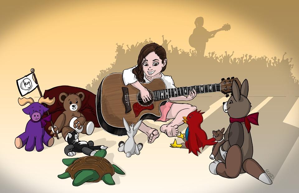 Estudar música deixa as crianças mais atentas e menos ociosas