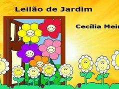 Plano de aula para trabalhar o poema leilão de jardim