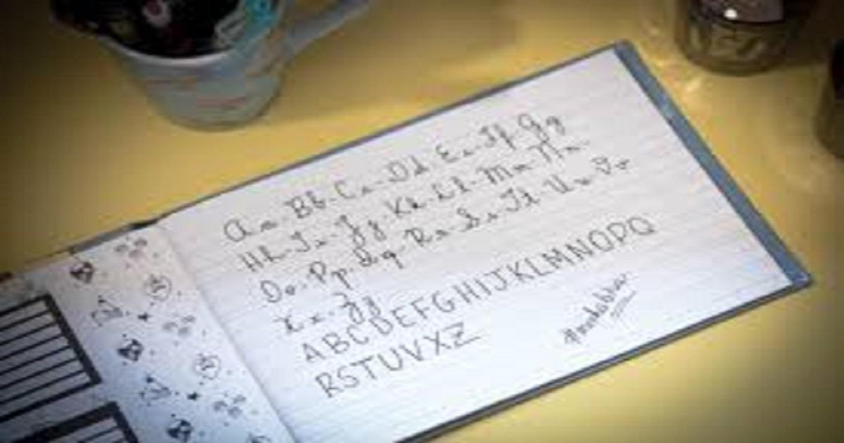 Qual a importância da letra cursiva na alfabetização?
