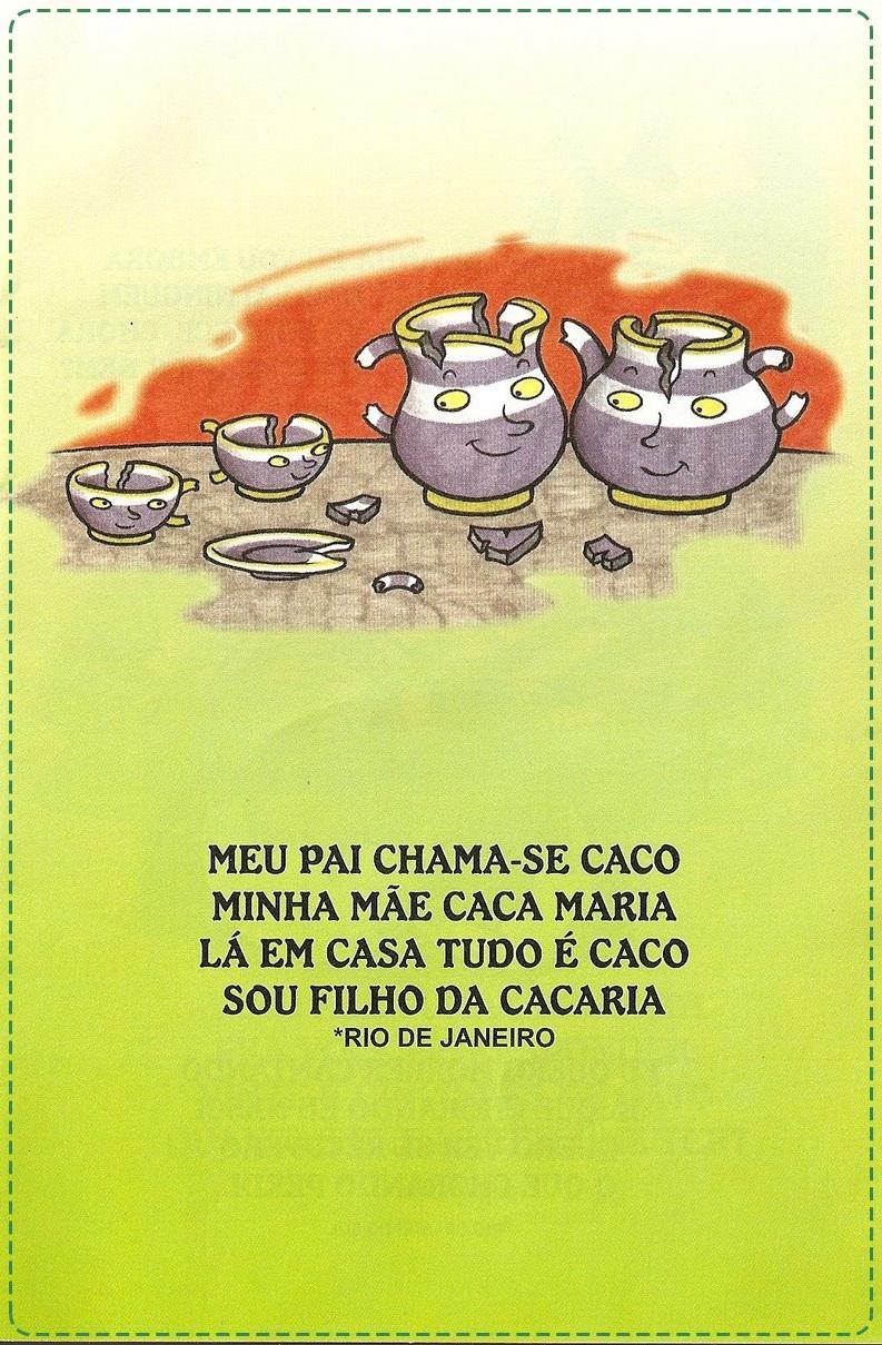 Textos populares com o tema folclore.