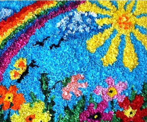 15 Ideias de Murais e Painéis para a Primavera
