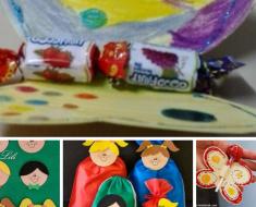 3 lembrancinhas para o Dia das Crianças - Moldes para Imprimir.