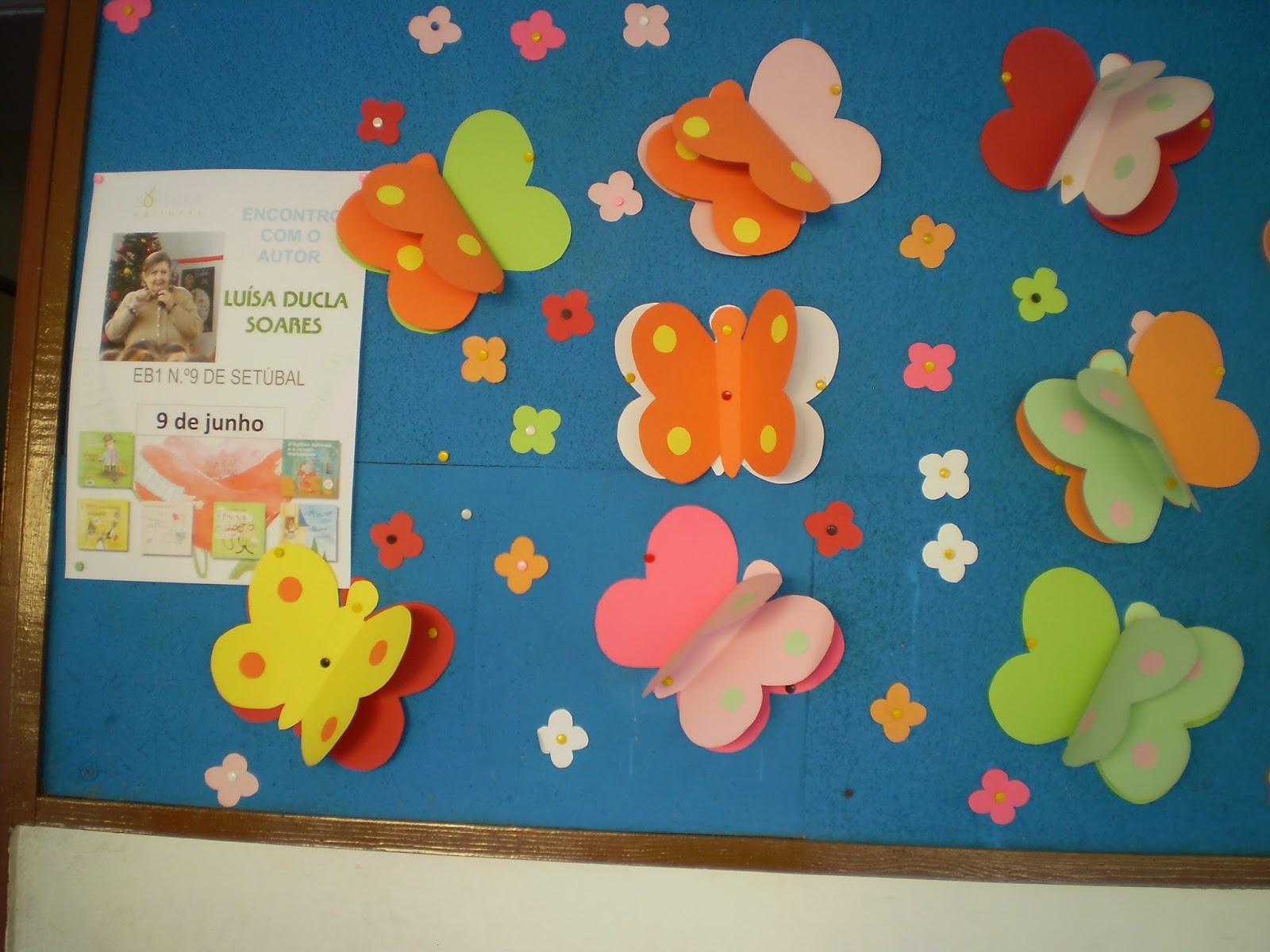 Decora O Primavera Ideias E Sugest Es Para Sala De Aula S Escola -> Decoracao Sala De Aula Ensino Fundamental