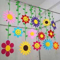 Decoração Primavera - Ideias e sugestões para sala de aula.