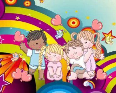 Atividades para colorir Dia das Crianças - Desenhos para Imprimir.