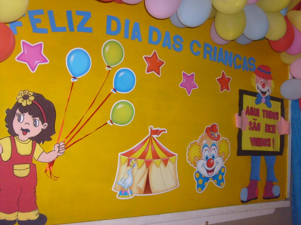 Murais Dia das Crianças: Ideias e Modelos