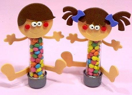 4 Ideias de Lembrancinhas para o Dia das Crianças - Tubetes.