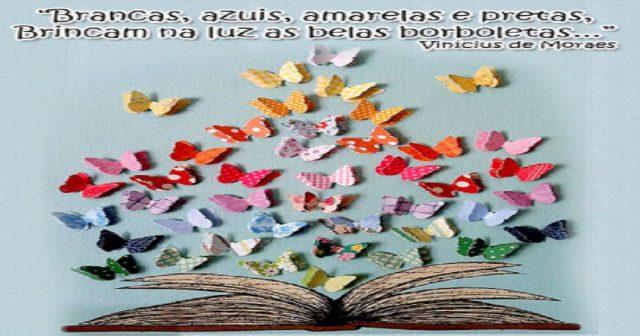 Mural para primavera com borboletas de papel: Moldes para Imprimir.