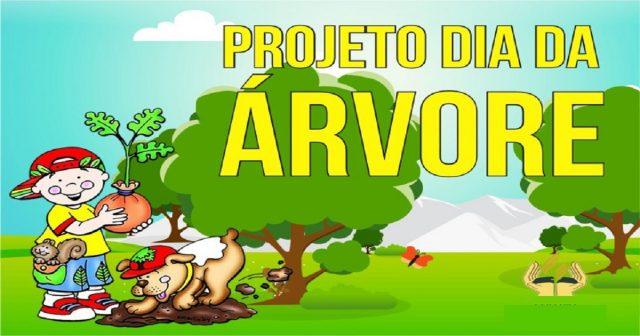 Projeto dia da árvore para Ensino Fundamental - 1º ao 5º ano.