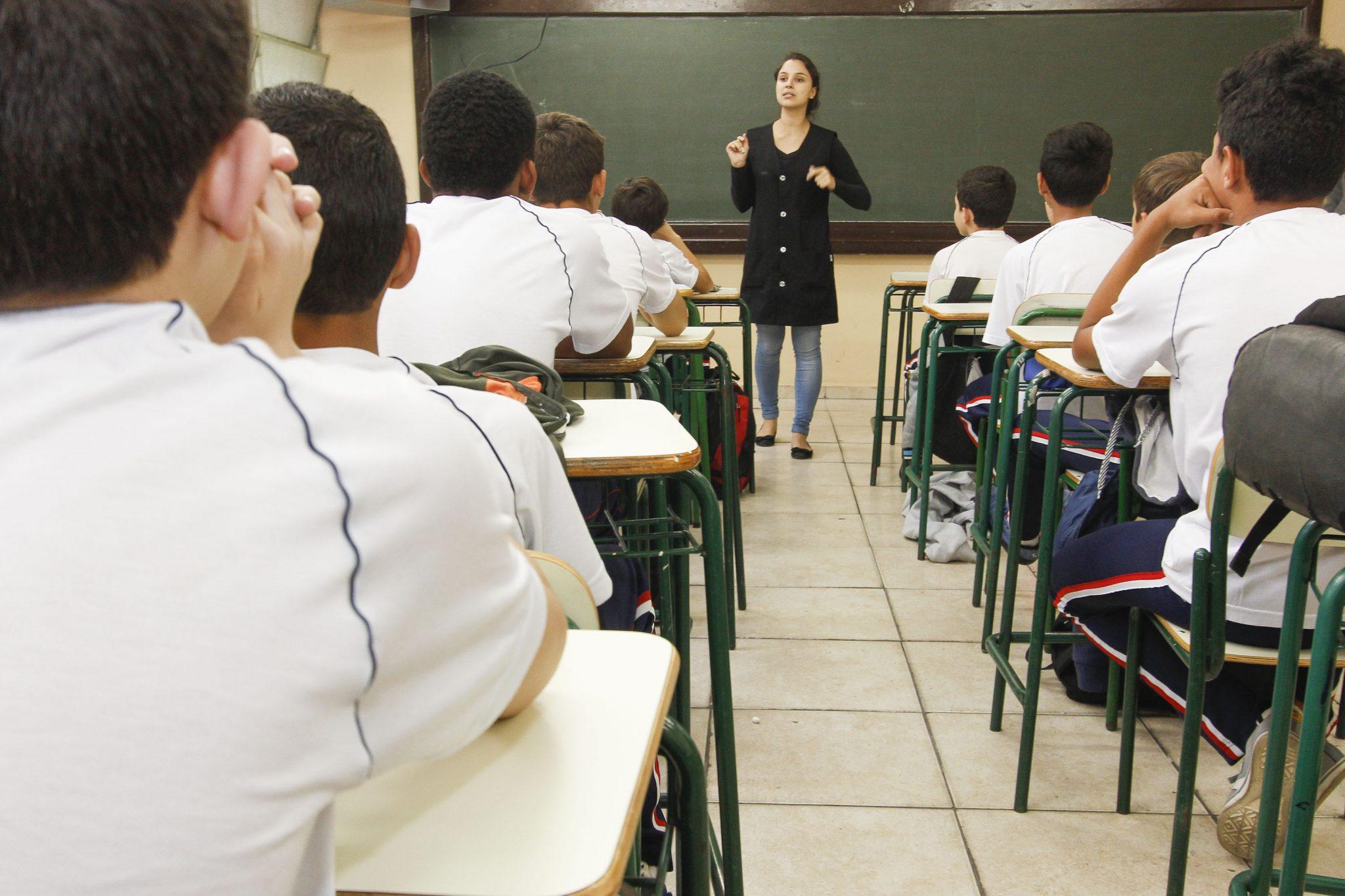 Brasil paga menos a professor que México, Colômbia e Costa Rica