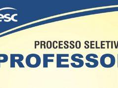 Sesc abre Processo Seletivo para Professor de Educação Infantil, com salário de R$ 3.114,00