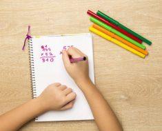 7 Dicas para ensinar multiplicação para crianças.