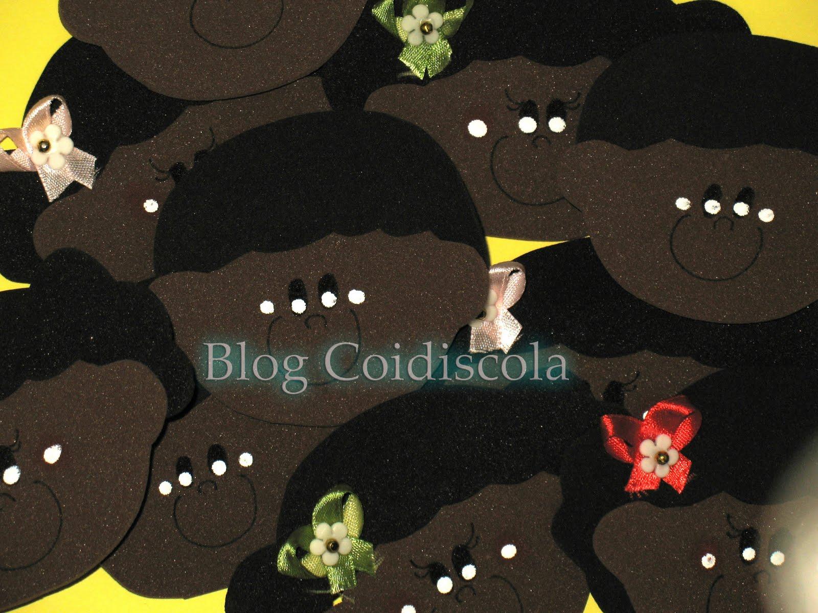 7 Lembrancinhas Dia da Consciência Negra - Ideias com Moldes.