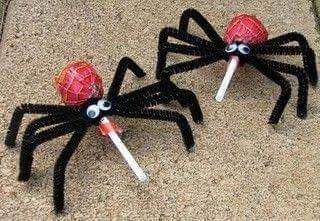 7 Lembrancinhas Dia das Bruxas - Halloween com Moldes para imprimir.