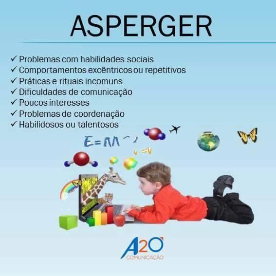 Síndrome de Asperger - Sintomas e como tratar