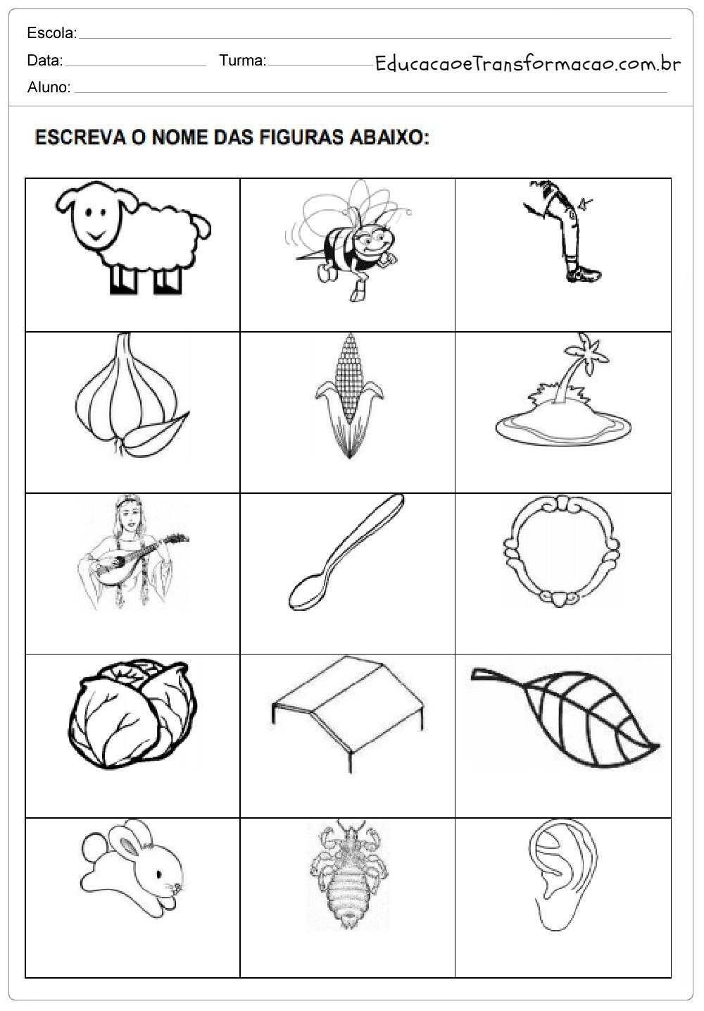 Atividades Autoditado Dificuldades Ortográficas - Baixe em PDF.