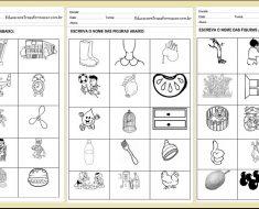 Atividades Educativas Autoditado de B a Z para imprimir - Baixe em PDF.