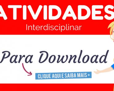 Cadernos de Atividades Interdisciplinares - Ensino Fundamental I