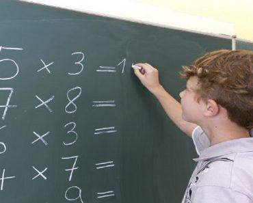Dicas para trabalhar a tabela de Pitágoras.