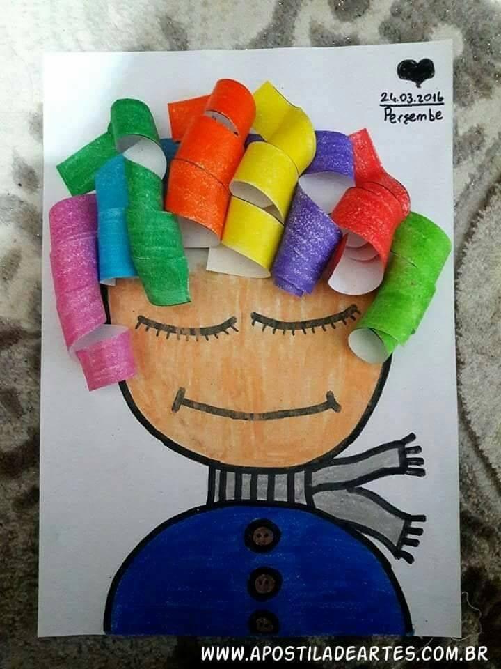 Fabuloso Ideias para aulas de artes - Dicas e Sugestões - Para Series Inicias. FL98