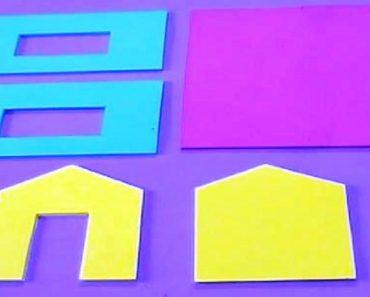 Moldes de Casa para Maquetes - Para imprimir e baixar em PDF.