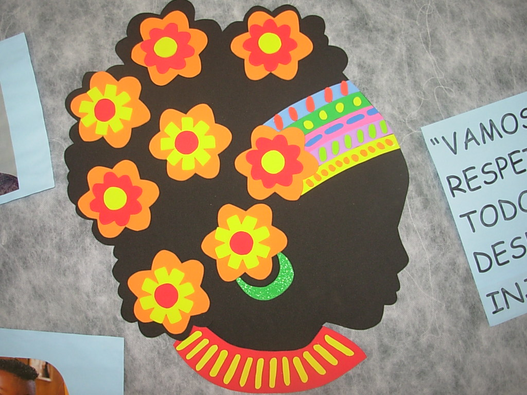 Muraisdia da Consciência Negra - Dicas de Mural e Painel.
