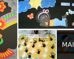 Painéis Dia da Consciência Negra – 20 de Novembro.