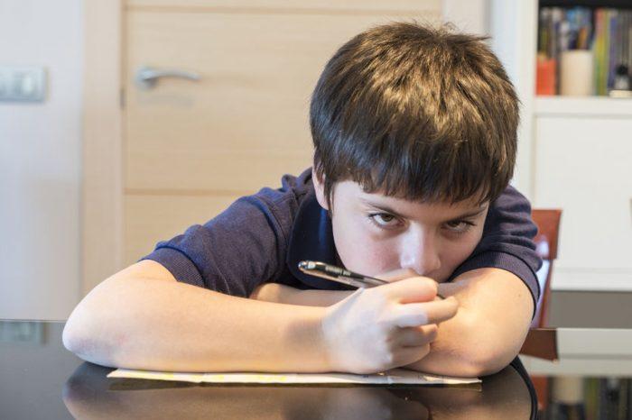 Queixas comuns de crianças sobre a escola