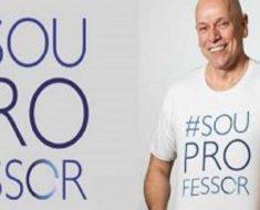 Ser professor é uma aposta no futuro por Leandro Karnal.