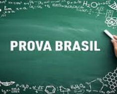 Simulado Prova Brasil com Gabarito.