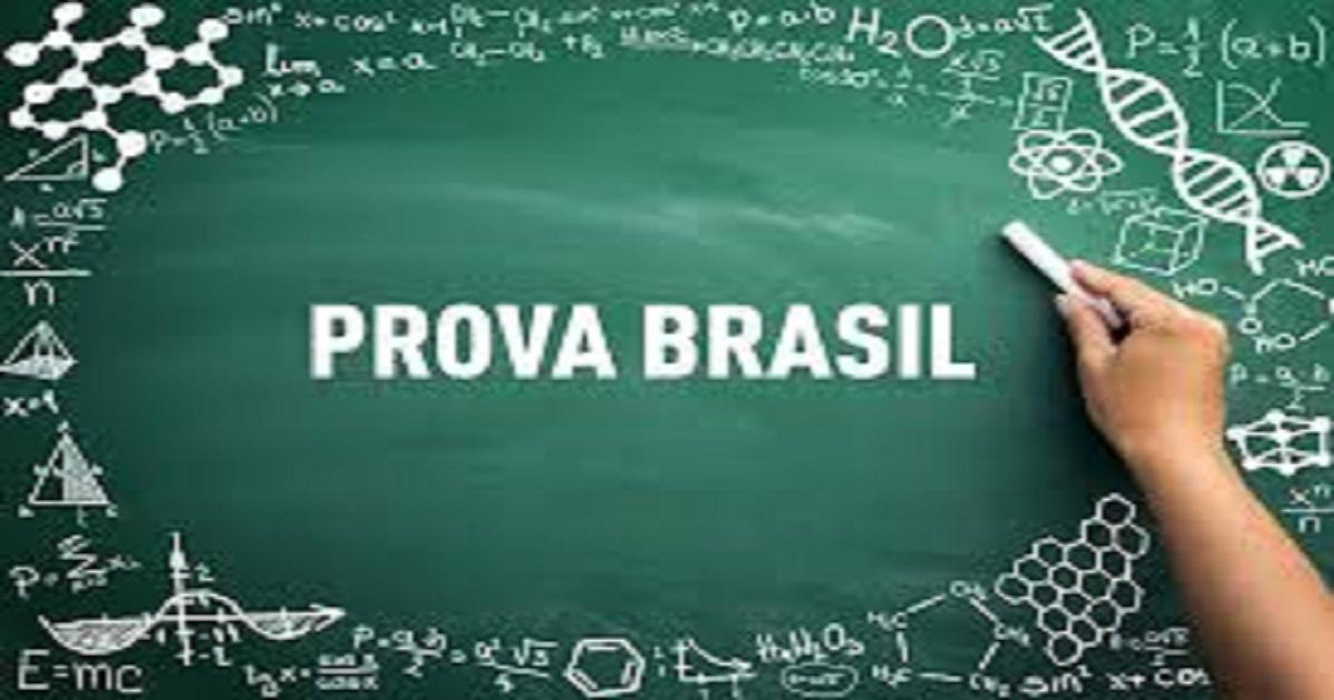 Simulado Prova Brasil Com Gabarito Só Escola